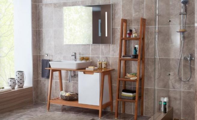Badella yenilikçi tasarımlarıyla banyolarda fark yaratıyor