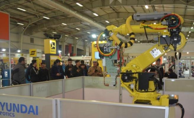 Balkan Robotik, 5 operatörden tasarruf edilmesini sağladı