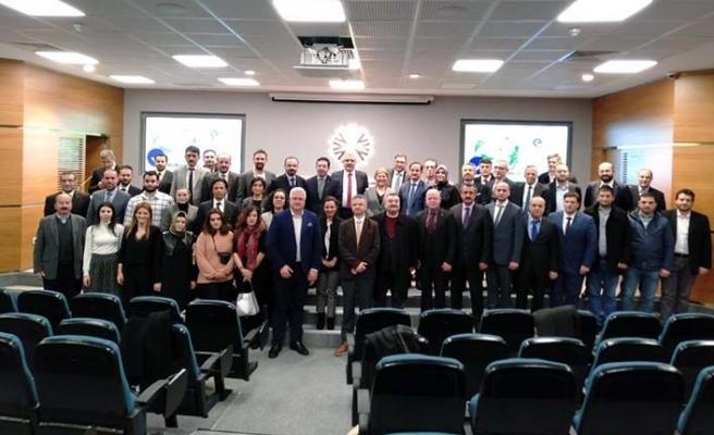 EYODER toplantısında enerji eylem planları konuşuldu