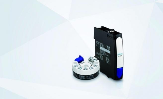 HART 7 iletişimli sıcaklık transmitteri