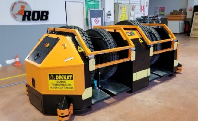 iROB: 36 adet AGV'den oluşan sistemi devreye aldık