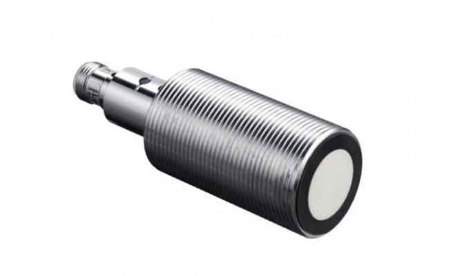 Leuze'den yüksek hassasiyetli ultrasonik mesafe sensörleri