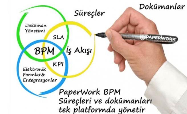 Mega Metal, süreçlerini PaperWork BPM ile dijitalleştiriyor