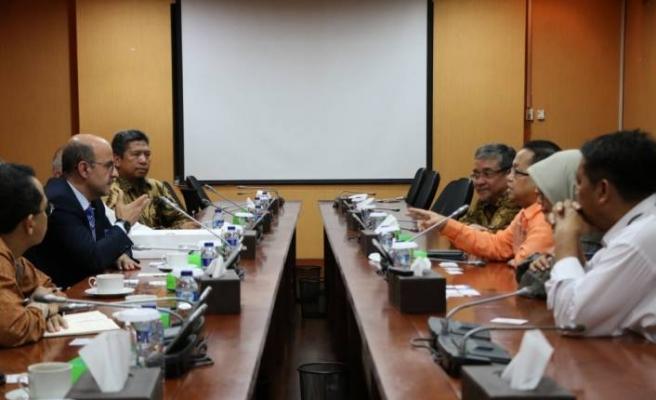 MÜSİAD Endonezya temsilciliği ile 92. ülkede