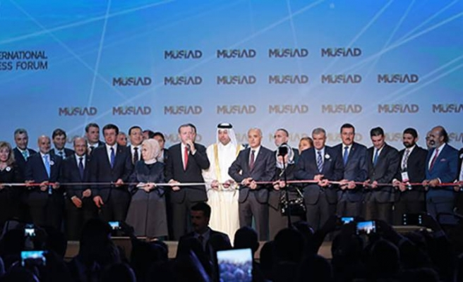 MÜSİAD EXPO'ya katılım yüzde 600 arttı