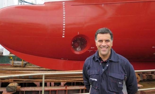 Nodosa Shipyard'ın en büyük balıkçı gemisi güvende