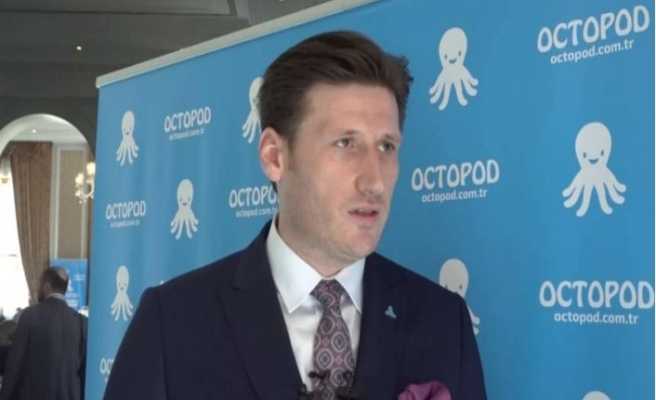 Octopod, Türkiye'yi yazılım fabrikasına dönüştürecek