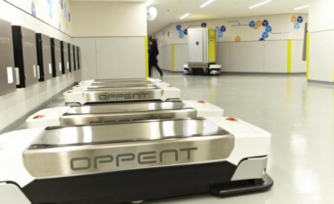 Oppent, intralojistik çözümleriyle LogiMAT 2019'a katılacak