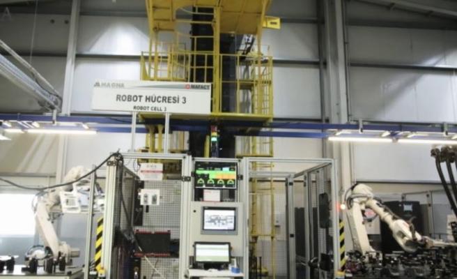 RMA Sistem'den robotik cam kimyasal sürme uygulaması