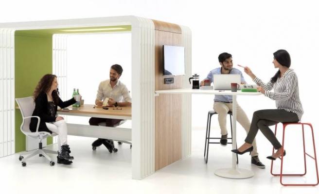 Schneider Electric'ten yeni nesil çalışma ortamı geliyor