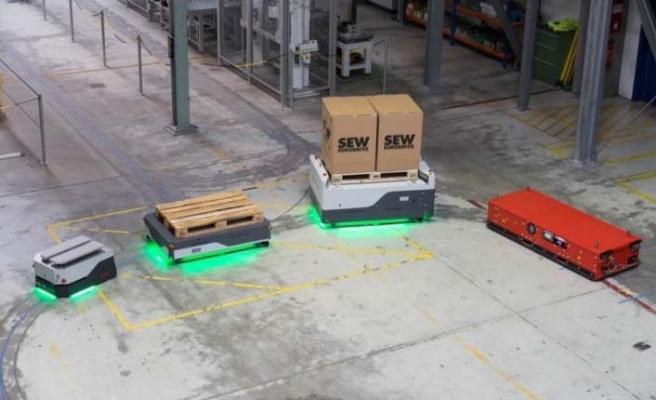 Sew Eurodrive, akıllı sistemleriyle göz dolduruyor