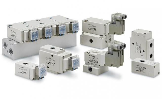 SMC, VEX3 Serisi ile akış esnekliği ve enerji tasarrufu sağlıyor