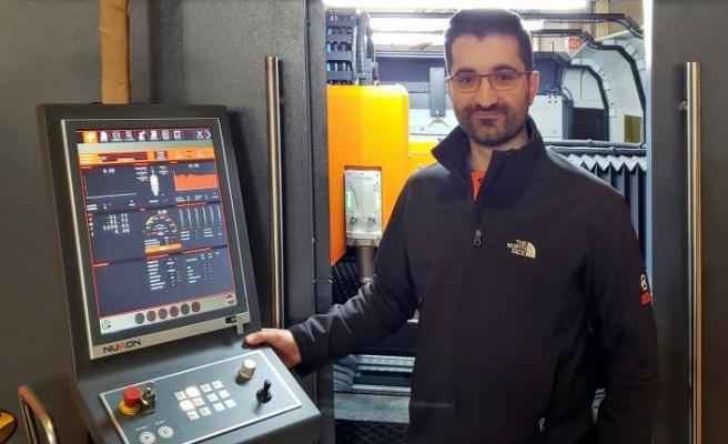 Tek makinada tüm ihtiyaçları gideren Nukon Flex İspanya'da kuruldu
