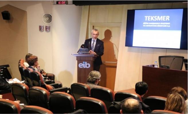 TEKSMER: İzmir'i Teknik Tekstil Merkezi yapacağız!