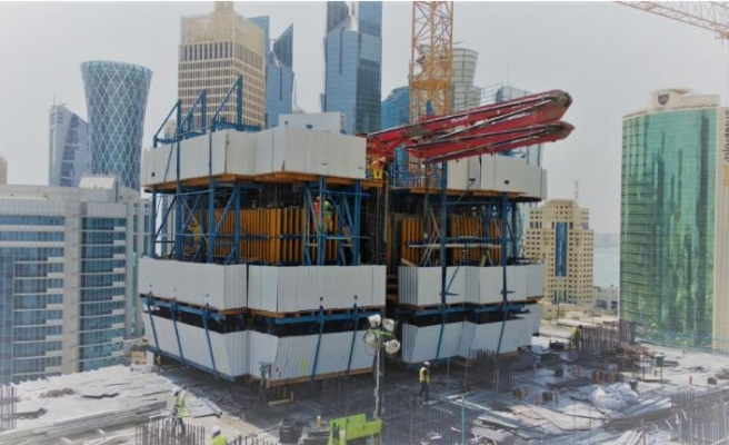 TMS Grup, World of Concrete fuarına katılacak