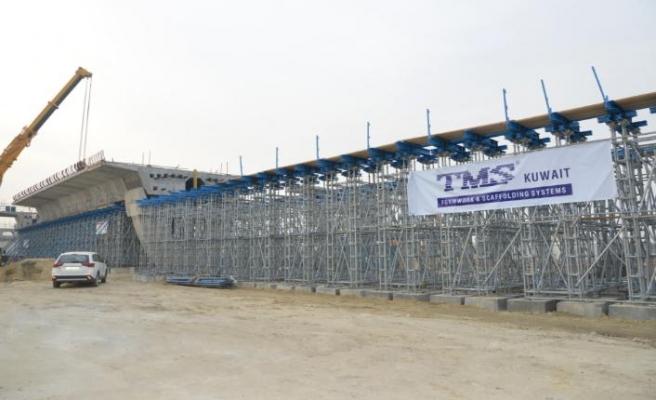 TMS Kalıp ve İskele'nin Yeni Rotası: Kuveyt