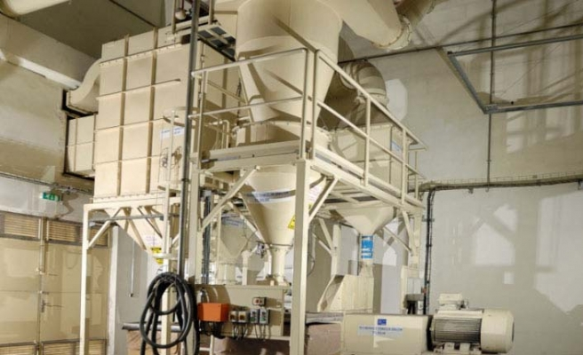 Üretim sahasında CVC sistemi kullanımı