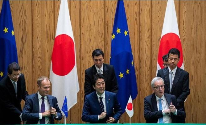AB-Japonya Ortaklığı Türkiye'yi etkileyecek