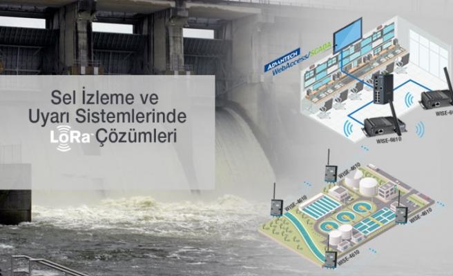 Su seviyesi ve zemin doygunluk bilgilerinin kolay takibi