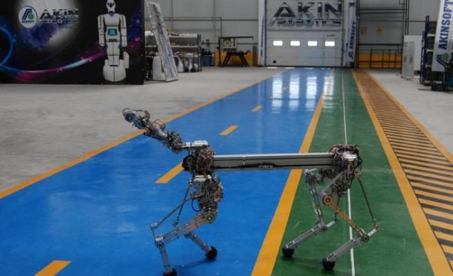 AkınRobotics'ten arama kurtarma çalışmalarına robotlu çözüm