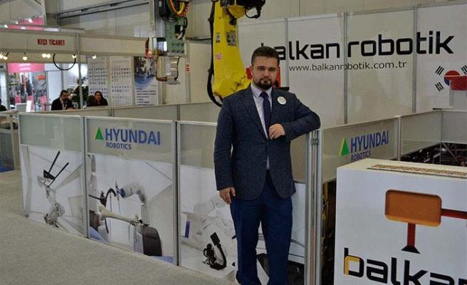 Balkan Robotik Genel Müdürü Mutlu Balkan'ın iş gündemi…