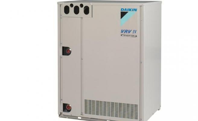 Daikin Su Soğutmalı VRV IV projelerin gözdesi