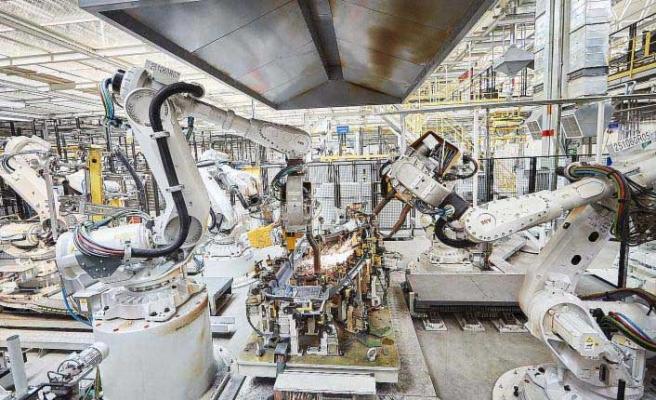 Dünyada robot satışları son 5 yılda 2 katına çıktı