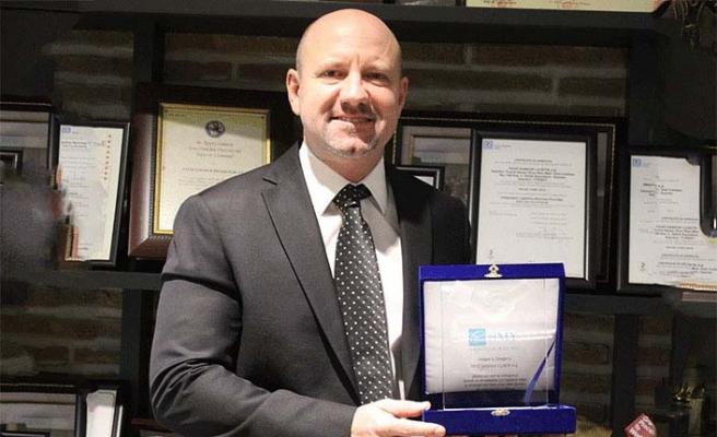 Fevzi Gandur Logistics Kontrat Lojistiği Genel Müdürü Efe Göktuna'nın iş gündemi…