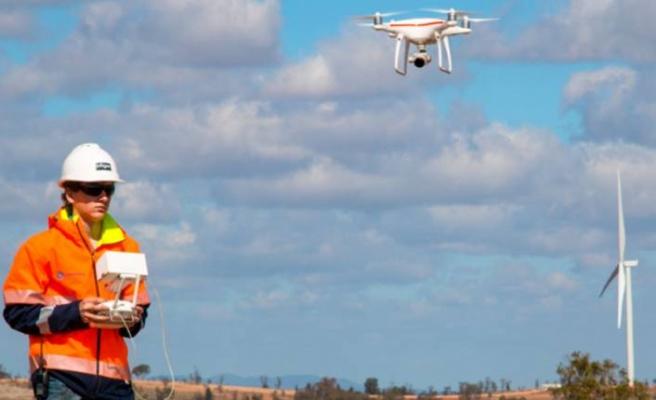 GE, Bergama'dan Avustralya'ya kanat gönderiyor
