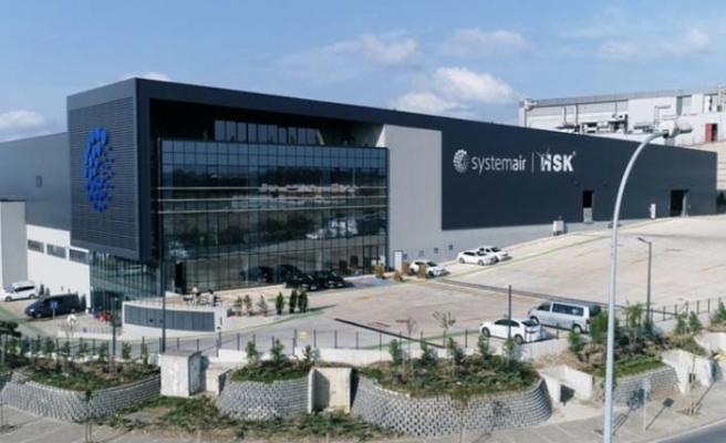 LEED Gold sertifikalı SystemAir HSK, fabrikalarının kapılarını açacak