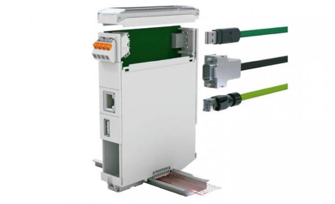 Phoenix'ten ICS serisi; modüler elektronik muhafazalar