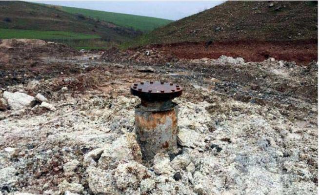 Siirt'te termal su sondajında petrol çıktı