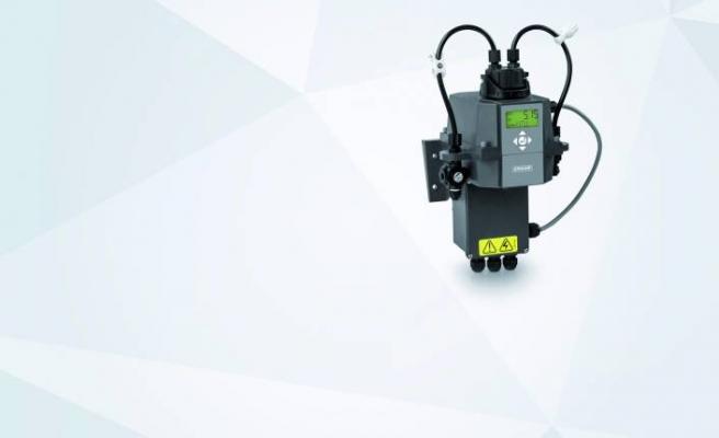 Su endüstrisine özel optik bulanıklık ölçüm sistemi