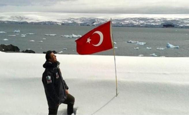 Türkiye Antarktika'da