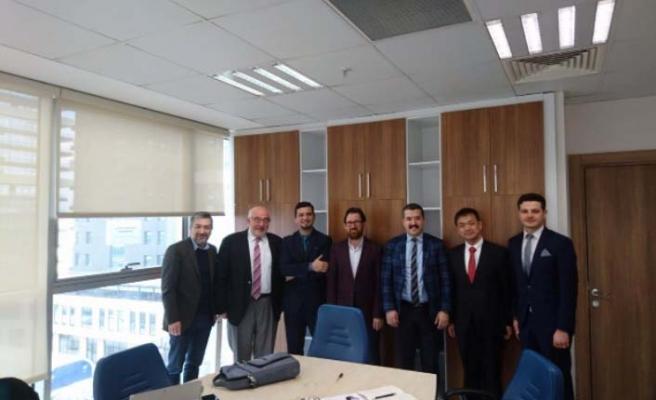 Türkiye'nin ilk turbo kompresör Ar-Ge Merkezi IHI Dalgakıran oldu