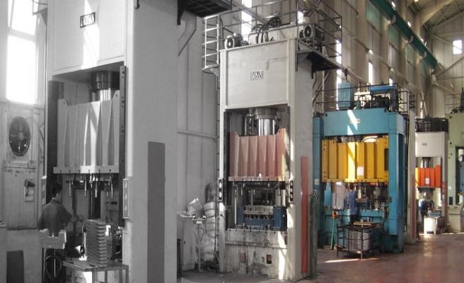 Hidrolik pres imalatında her geçen gün büyüyor