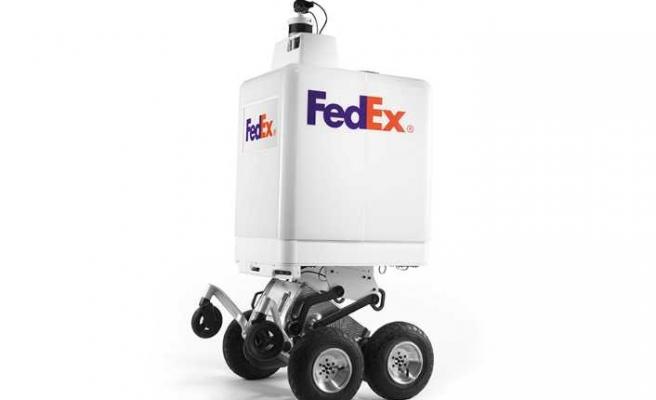 Dünya devi de robotlara yöneldi