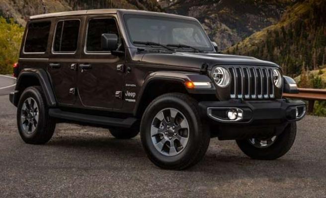 Jeep'de kampanya var