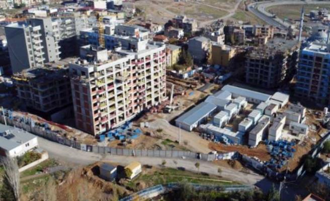 Kentsel dönüşüm çalışmalarına hız kazandırıyor