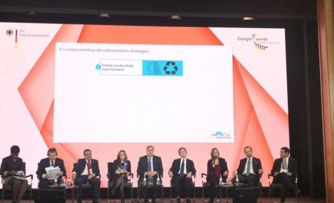 5. Berlin Enerji Dönüşüm Diyaloğu Konferansı yapıldı