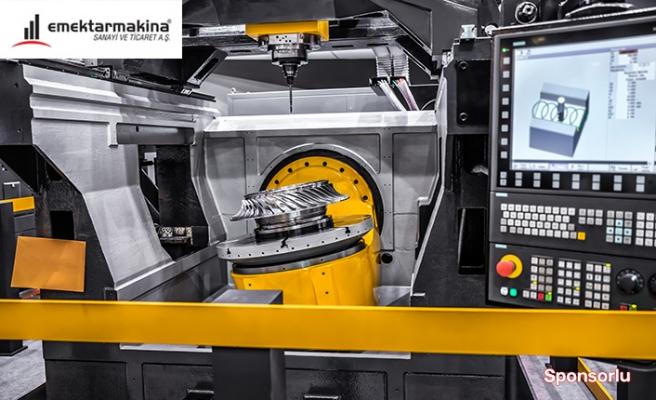CNC tezgahlar üretimde avantaj sağlıyor