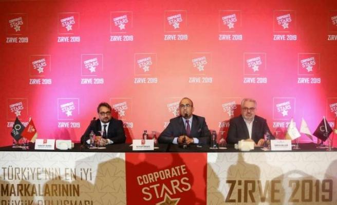 """Sektörün duayenleri """"Corporate Stars 2019"""" ile Antalya'da..."""