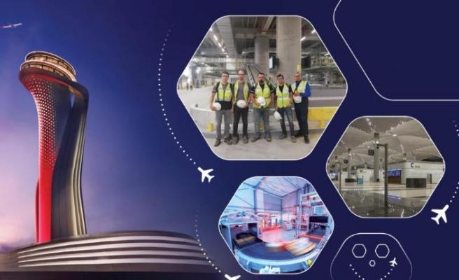 İstanbul'un yeni havalimanına çözüm sundu