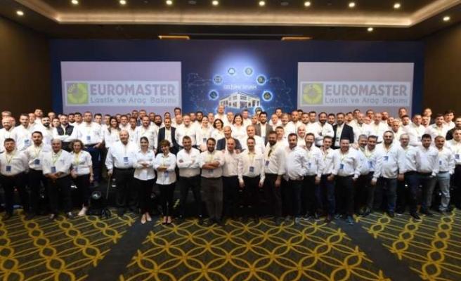 Euromaster Ulusal Franchise Toplantısı yapıldı