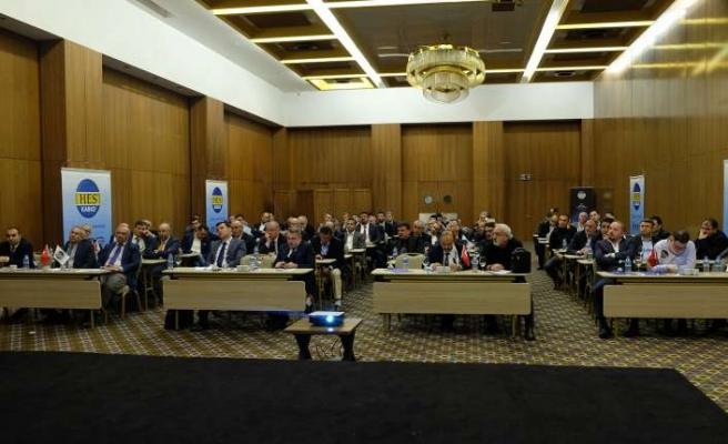 Hes Kablo'dan Kayseri'de bayi toplantısı