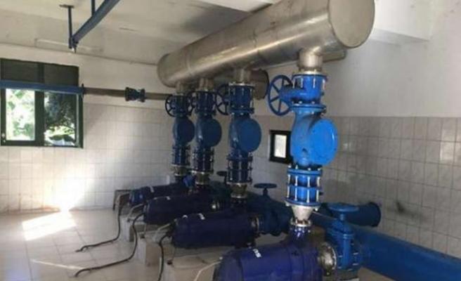 İki yeni tesis tarımsal sulama için su üretecek