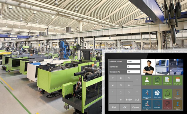 INPDS ile bütün üretim verileri dijital olarak işleniyor