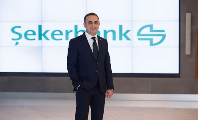 Şekerbank'a yeni Genel Müdür