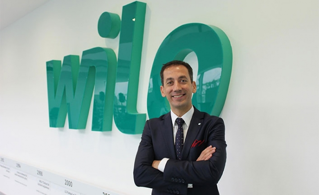 Wilo Türkiye'ye yeni Genel Müdür