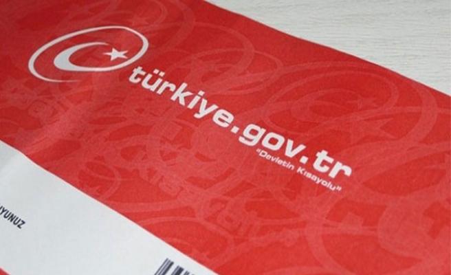 E-devlet şifresi nereden alınır?